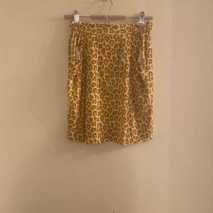 3.1 Phillip Lim Skirts - Brand new 3.1 Philip Lim silk mini skirt size 2